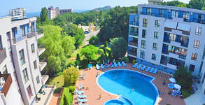 Хотел Амфора Палас***