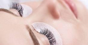 Поставяне на мигли - косъм по косъм или по 3D метод