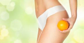 Мануален антицелулитен масаж на зона по избор - без или със безиглена мезотерапия