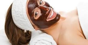 Шоколадова терапия за лице