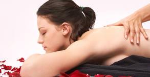 Аромамасаж на цяло тяло, плюс охлаждащ пилинг, или хидромасажна вана, плюс масаж на гръб, врат и ръце
