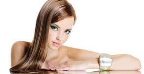 Полиране на коса с полировчик и кератинова терапия