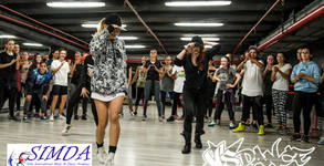 4 посещения на хип-хоп за деца и възрастни, хип-хоп Lady Style или К-поп