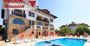 Хотелски комплекс Winpalace**