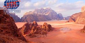Екзотична екскурзия до Йордания! 4 нощувки със закуски в хотел 4* в Акаба, плюс самолетен транспорт