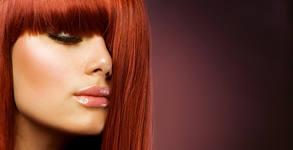 Грижа за косата! Подстригване и терапия с масло от нар