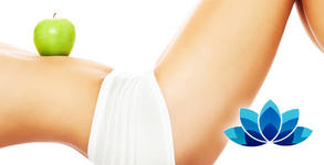 6 процедури антицелулитна отслабваща вакуум терапия на корем, седалище и бедра