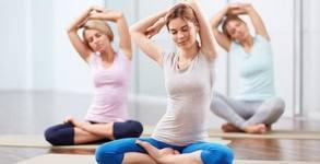 1 или 8 посещения на йога