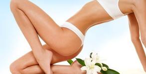 1 или 3 процедури пресотерапия на цяло тяло, плюс лимфен дренаж на корем, седалище и крака