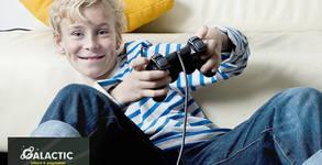 2 часа забавление! Рожден ден за до 10 деца с меню, игри на PlayStation, джаги и билярд