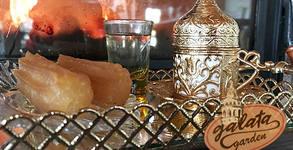 2 броя толумбички и турско кафе