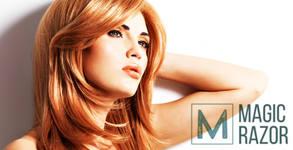 Терапия против косопад за мъже, или за жени с оформяне на прическа