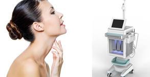 1 или 2 процедури Радиочестотен лифтинг на лице и околоочен контур с уред Slim City 033