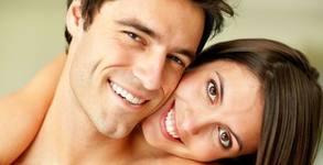 Почистване на зъбен камък с ултразвук и полиране, плюс обстоен преглед и обучение за правилна орална хигиена