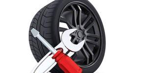 Смяна и баланс на 2 гуми с размер от 13 до 22 цола