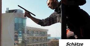 Двустранно измиване на прозорци и дограми в апартамент или офис от 60 до 120кв.м