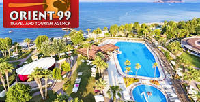 Луксозна почивка в турския курорт Фетие през Октомври! 7 нощувки на база 24 часа All Inclusive в Хотел Club Tuana Park 5*