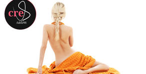 Кола маска за жени - на цели ръце или крака