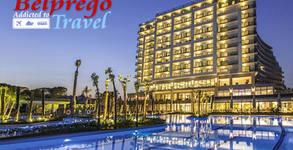 Луксозна почивка в Кушадасъ! 7 нощувки на база Ultra All Inclusive в Хотел Seven Seas Sealight Elite*****