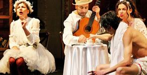 """Спектакълът """"Вишнева градина"""" от Чехов - на 20 Април"""