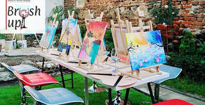 Brush Up - Paint & Wine Studio