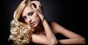 Масажно измиване на коса и грижа по избор - без или със подстригване на връхчета, плюс прическа