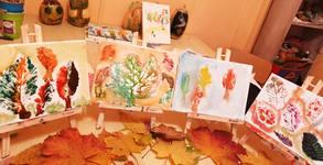 90 минути арт занималня за деца от 6 до 11г - 1, 4 или 8 посещения