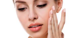 Почистване на лице с ензимен пилинг и Д'арсонвал