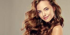Масажно измиване на коса и оформяне - без или със подстригване