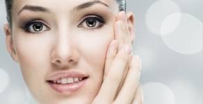 Дълбоко почистване на лице, плюс нанасяне на витамин C с ултразвук или хидратираща терапия