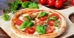 Вкусна пица по избор - по оригинална италианска рецепта