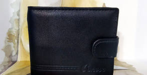 Мъжко портмоне от естествена кожа - модел и цвят по избор