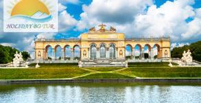 Дълъг уикенд в очарователната Виена! Екскурзия с 2 нощувки със закуски, плюс самолетен транспорт