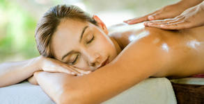 Релаксиращ масаж на гръб - 1 или 5 процедури