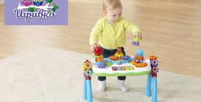 Интерактивна детска маса за игра Vtech