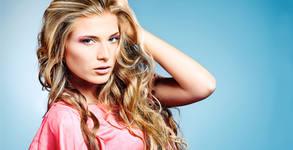 Дамско подстригване и масажно измиване - без или със прическа със сешоар