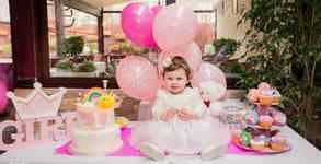 Фотозаснемане на детски рожден ден с продължителност 1 час