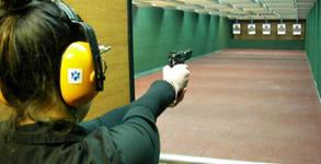 20 изстрела с боен пистолет