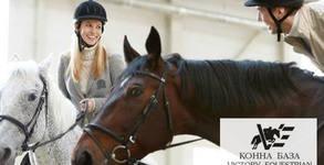 Конна езда в Пловдив - урок или разходка