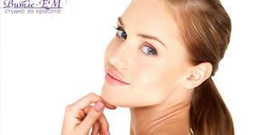 Почистване на лице, плюс безиглена мезотерапия с ампула според типа кожа