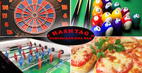 Нashtag Gaming&Shisha Bar