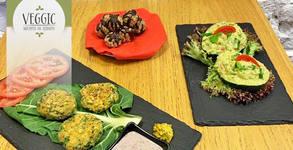 Еднодневен кулинарен курс на 21 Февруари, с приготвяне на тристепенно веган меню