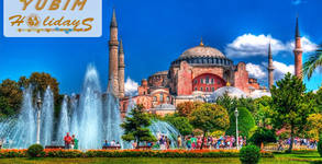 През Май или Септември до Анкара, Кападокия и Истанбул! 4 нощувки със закуски и 3 вечери, плюс транспорт и посещение на Одрин