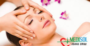 Лифтинг масаж на лице, шия и деколте
