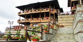 Къщи за гости Лещенски рай***