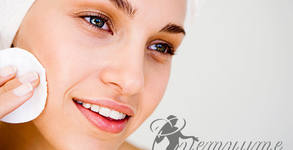 Масаж на лице, шия и деколте или Почистване на лице