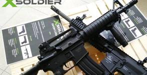Стрелба с еърсофт автомат или пистолет по 3 вида мишени - 30, 60 или 100 изстрела