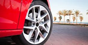 Смяна на 2 или 4 гуми от 12 до 16 цола, с включени монтаж, демонтаж, баланс и тежести