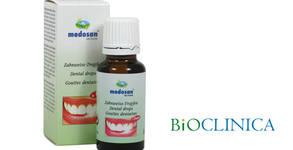 Dental Drops - капки за избелване на зъби с флуор