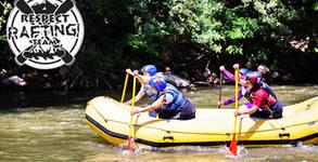 Rafting Team Respect